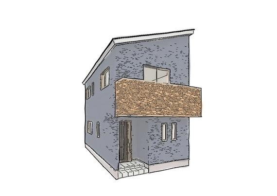 シンプル&モダンをベースに和風住宅の素材感や様式を現代的にアレンジしたスタイル