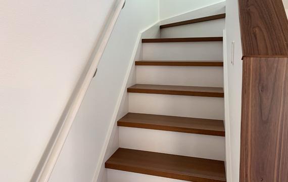 2.階段を使った移動が増える