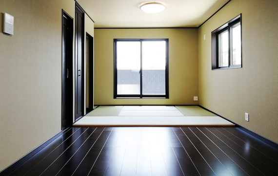 1.部屋を大きめにして、部屋数は少なめにする