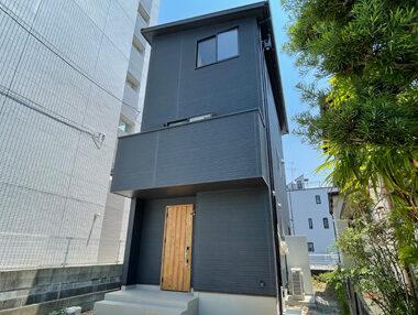 狭小3階建て平田モデルハウス